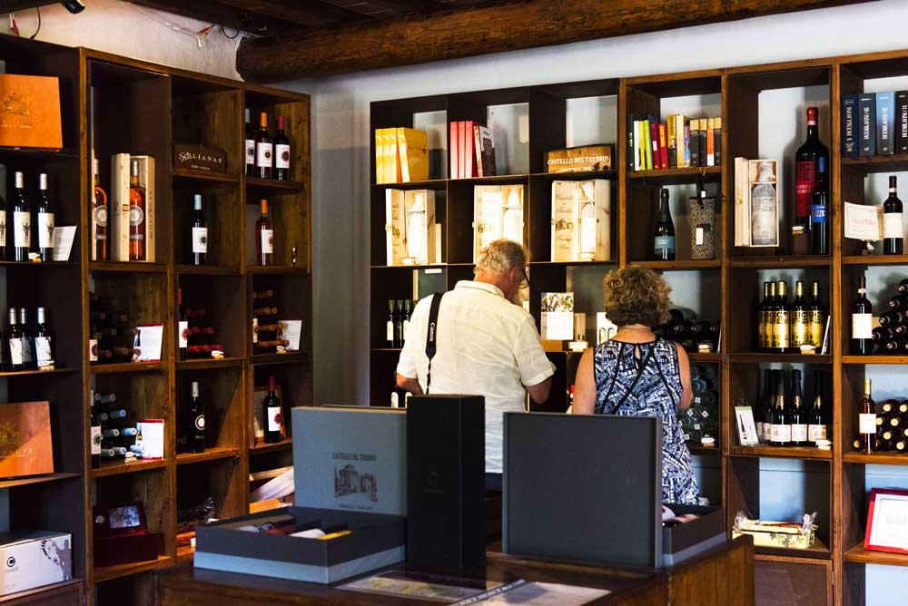 vendita online vino chianti